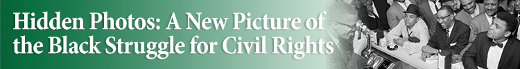 Hidden Photos: A New Picture of the Black Struggle for Civil Rights