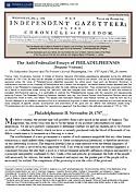 constitution essay making