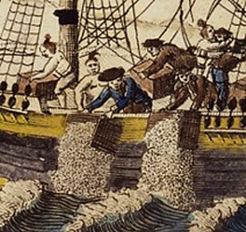 Boston Tea Party, Tea Act, Gaspee Incident, Boston Pamphlet ...