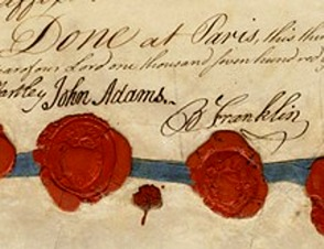 Winning The American Revolution Governors Appeals Epitaph For - Map of the us in 1783 treaty of paris