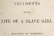 differences between harriet jacobs and frederick douglas narratives A comparison of the slave narratives the history of mary prince and narrative of the life of frederick douglass harriet jacobs's incidents in the life of a.