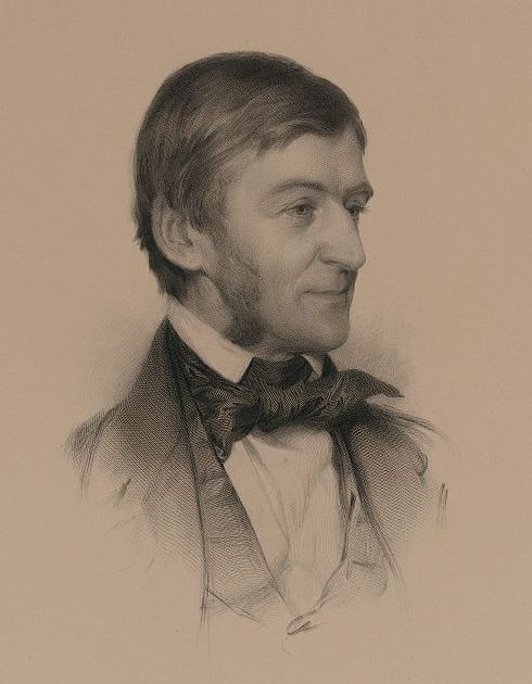 emerson s self reliance a close reading lesson plan portrait of ralph waldo emerson
