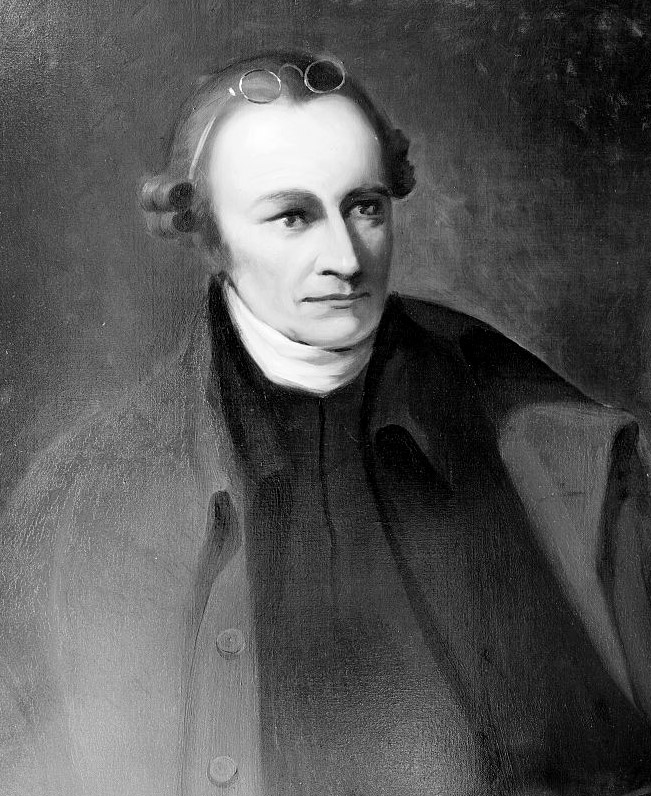 portrait of Patrick Henry