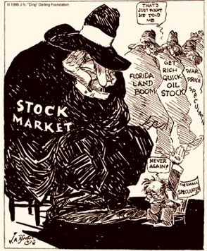 stock sector questions 1920s