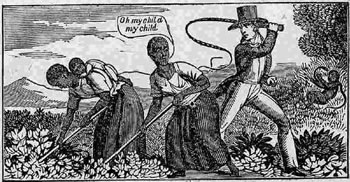 Anti-Slavery engraving
