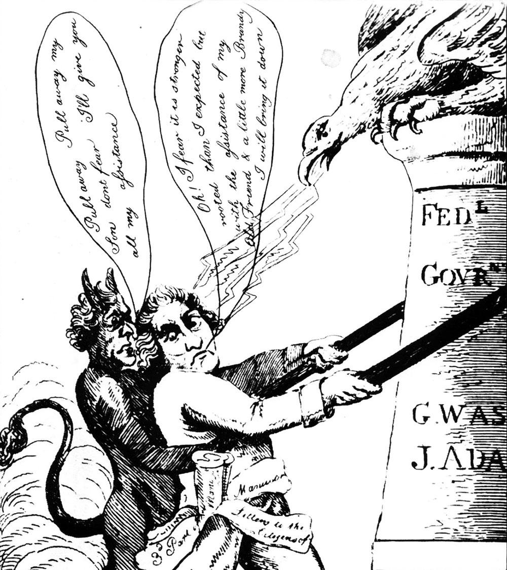 Jefferson and the Devil